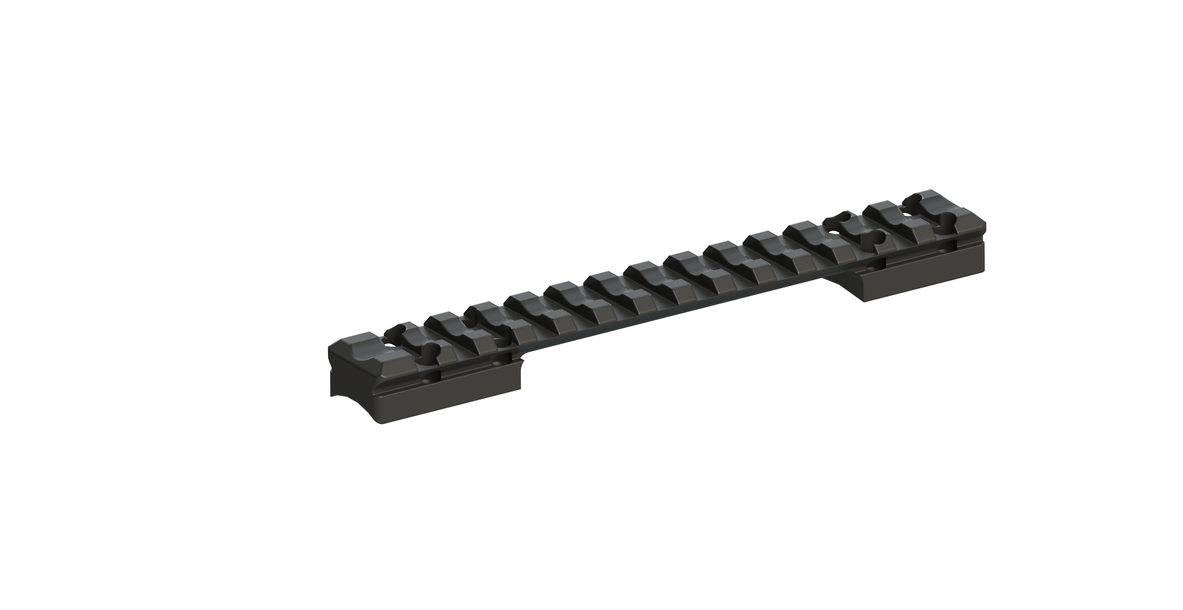 Recknagel Picatinny Schiene FN Browning - X-Bolt long