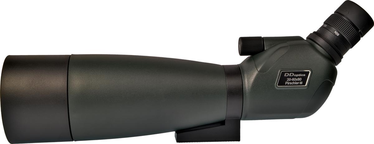 DDoptics Spektiv Pirschler 20-60x80 S Gen3