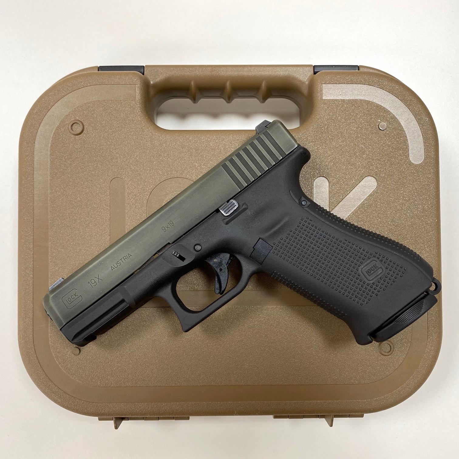 Cerakote Pistole [einfarbig]