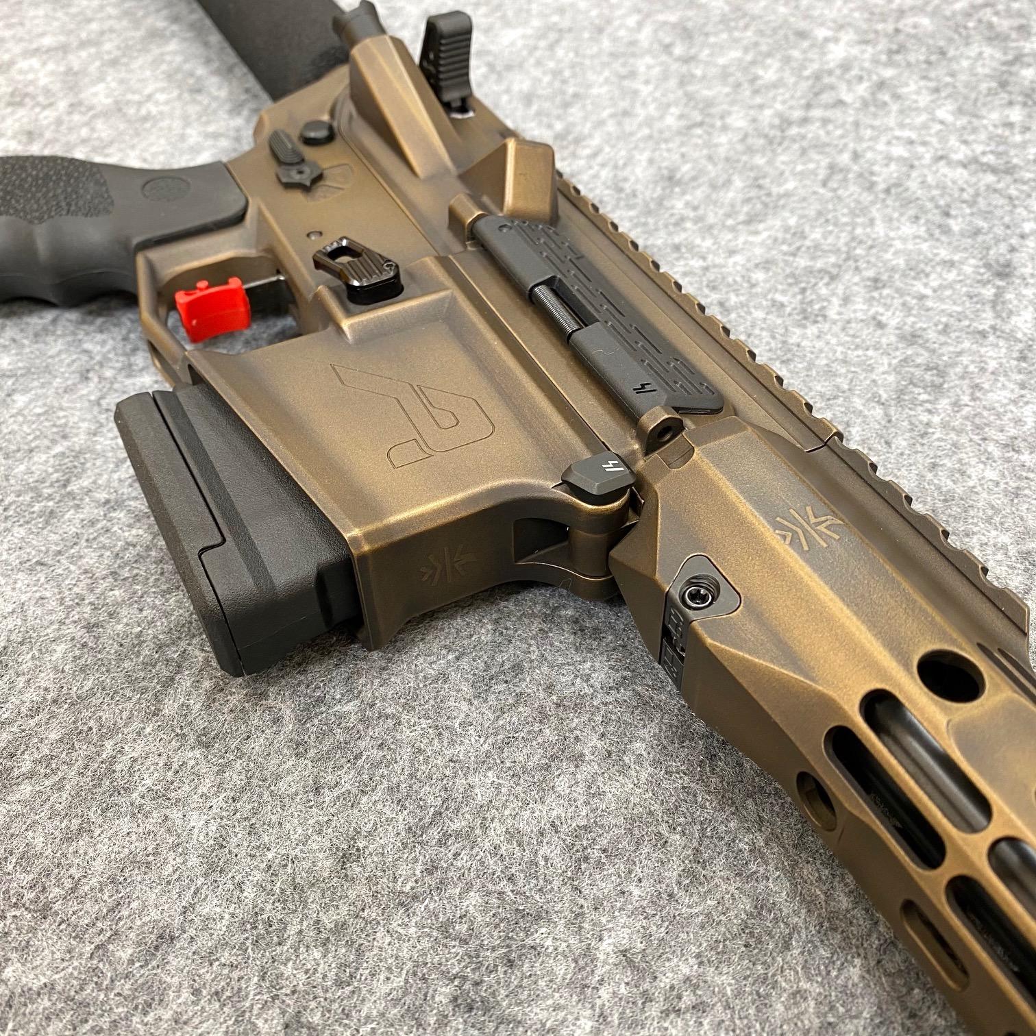 Cerakote AR-15 Set [Distressed]