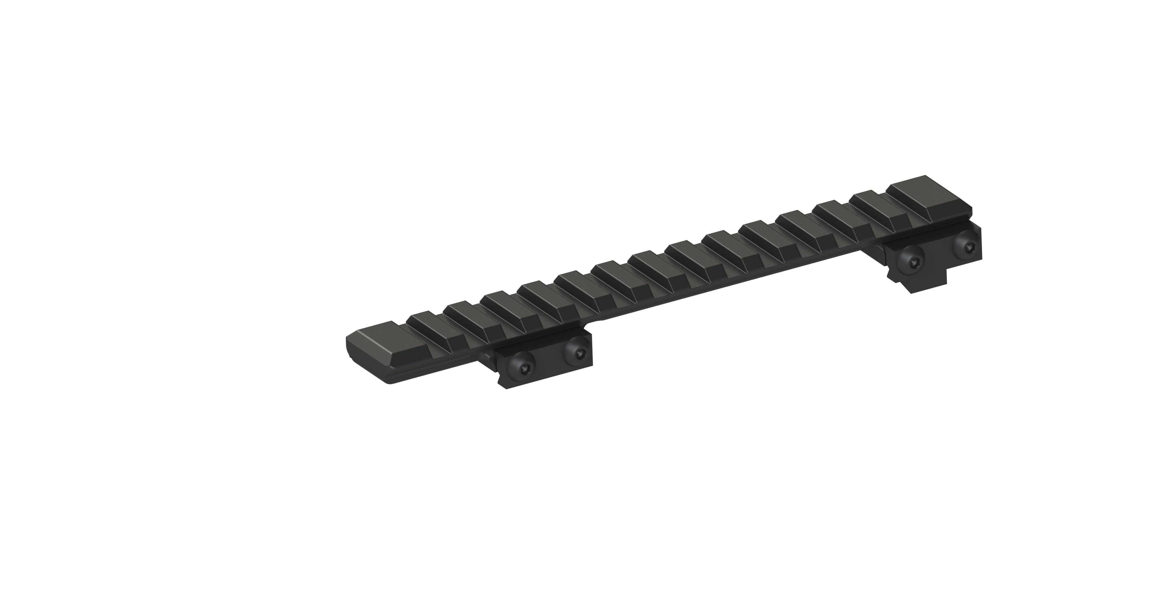 Recknagel Picatinny Schiene CZ - 550 / 557 Medium