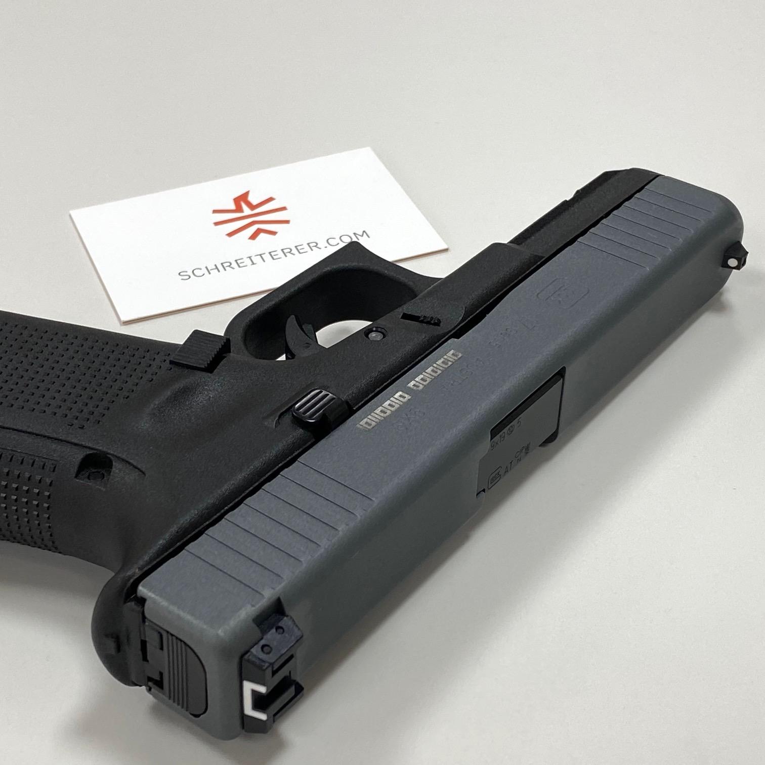 Cerakote Pistolen Schlitten [einfarbig]